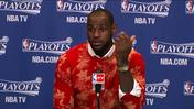 "<span class=""inhed"">Video:</span> LeBron James on 'Setting the bar'"