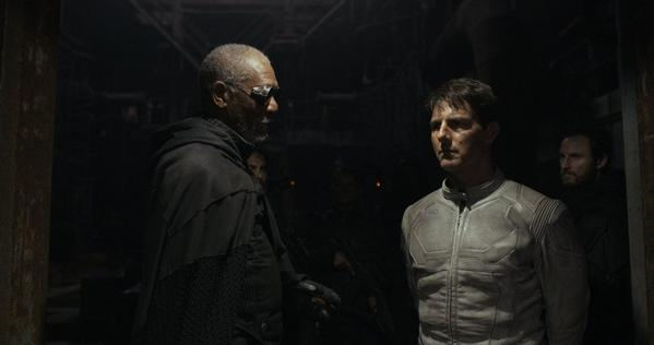 """Oblivion"" was anything but at the box office."