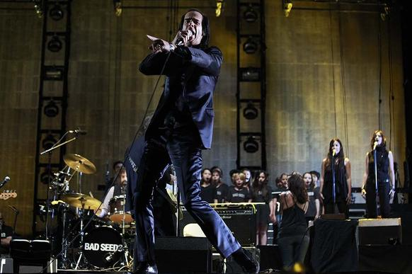 Nick Cave & The Bad See