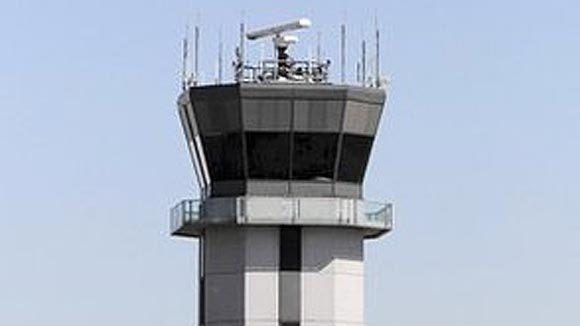 Just hours after being enacted, furloughs of FAA employees in control towers and other roles are delaying flights at U.S. airports.