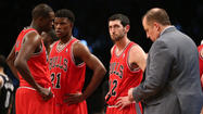 Tip to Bulls: Stupid and heartless is not a playoff strategy
