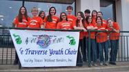 In less than two months the Little Traverse Youth Choir will depart on its first international tour to French speaking Canada and New York state.