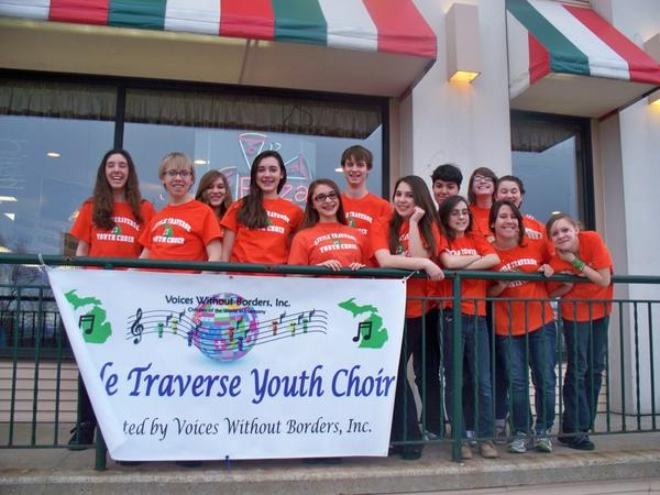 The Little Traverse Youth Choir will hold a Fancy Nancy tea party fundraiser on Sunday, April 28, at Stafford's Bay View Inn; and a pasta dinner fundraiser on Thursday, April 25, at the Petoskey-Bay View Country Club. The choir is raising money for its first interntational tour this summer to French speaking Canada and New York state.