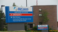 PETOSKEY — McLaren Northern Michigan announced today, Monday, that due to budget restraints and economic pressure, the hospital has begun the process of eliminating 30 colleague positions, including management and staff positions.