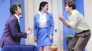 "Not every play strives to deliver profound insights into the human condition. Marc Camoletti's ""Boeing Boeing"" only seeks to prove that the human condition is silly. Judging from the laughter at the Rep Stage production, the audience gets the point."