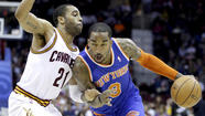 J.R. Smith of the New York Knicks will be honored as the NBA's sixth man of the year instead of the Clippers' Jamal Crawford, according to a number of reports citing league sources.