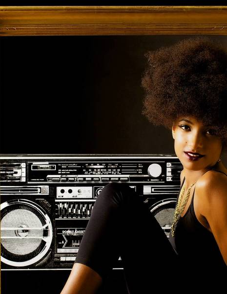 Esperanza Spalding performs Thursday at Jorgensen.
