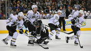 Dallas Stars at Los Angeles Kings