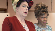 "In the Broadway hit <em>Hairspray</em>, Edna Turnblad (well-known actor and stand-up comedian Kevin Meaney, left) and Motormouth Maybelle (Tina Fabrique, right) try to steer Edna's daughter, Tracy, in the right directions, as she follows her dreams of early-'60s teen idol-hood, after winning a spot on a ""The Corny Collins Show,"" a local television dance program. <em>Hairspray </em>won eight Tony Awards during its lengthy Broadway run, including Best Musical."