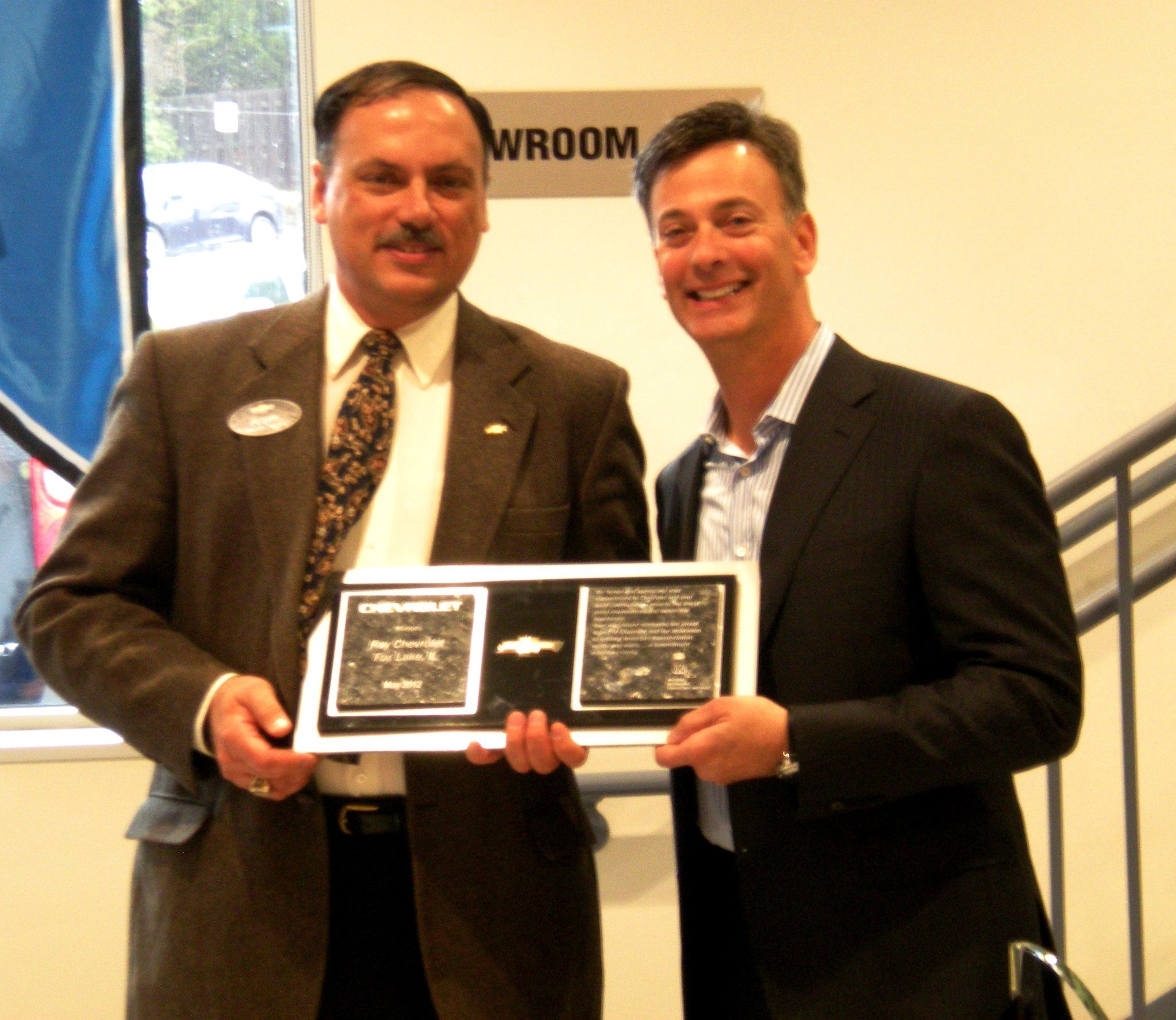 Ray Chevrolet Named e General Motors Top Performers Chicago