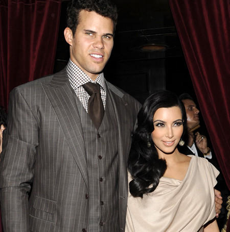 Kris Humphries and Kim Kardashian's marriage lasted 72 days.
