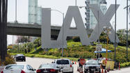 "The operator of LAX is ""very concerned"" about the impact the air traffic controller furloughs will have on flight delays, a Los Angeles World Airports spokeswoman said Monday."