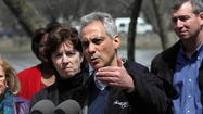 Emanuel says city reviewing medical plan in light of Boston bombing