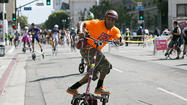 Reader photo: CicLAvia on Main