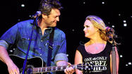 "<span style=""font-size: small;"">Miranda Lambert and Blake Shelton, country music's reigning power couple, are standing by one another in the wake of some recent tabloid reports. The allegations: Their marriage is in trouble. Their response: A united front! Mostly. Miranda Lambert is certainly a tough woman, though, and Us Weekly, which features the two on its new cover, does hint at some trouble in paradise. She's so worried, allegedly, that flirty Blake Shelton may stray that she keeps a close eye on his texts and tweets! She has full access. All the time. ""[Miranda] knows [Blake] comes off as flirty. She questions him at times and asks about certain girls. The rumors are hard for her to hear,"" a source said. In June, Miranda, 29, told the magazine that she's checked out some of the people that Blake, 36, follows on social media and ""they're all hot girls!"" No word if Cady Groves was/is one of the people in question. Miranda, who is apparently quoted in the cover story, says she keeps her husband in line by demanding full-time access to his handheld technology. ""Either one of us can always look at each other's phone, and we know each other's passcode,"" she adds. ""I like to check his direct [Twitter] messages."" While Blake Shelton and Miranda Lambert have laughed off the infidelity rumors that have dogged them off and on for months, she's clearly thought about it. - </span>"