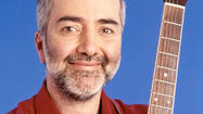Raffi Performs at the Shubert Theater in New Haven on April 29