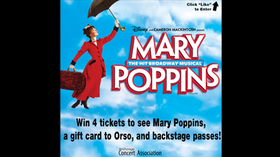Win Mary Poppins Tickets