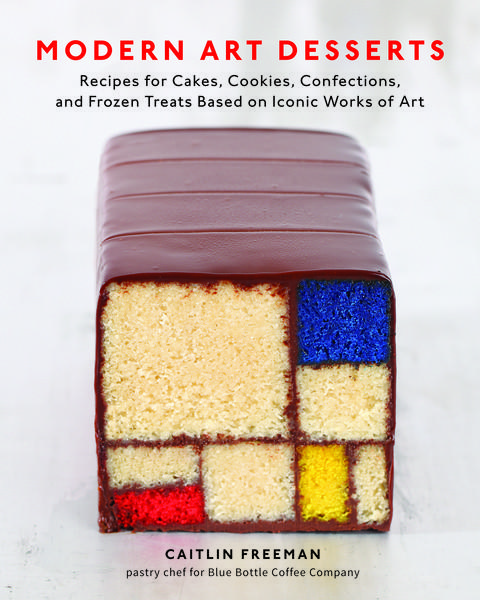 "Caitlin Freeman will be signing copies of her new pastry book, ""Modern Art Desserts."""