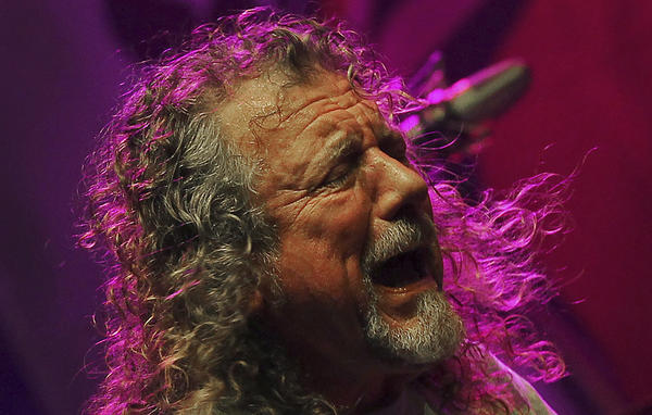 Robert Plant brings his new band, the Sensational Space Shifters, to the U.S. for a summer tour, including a stop in Los Angeles.