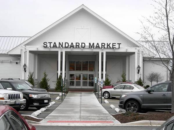 Standard Market in Westmont will get a new addition.