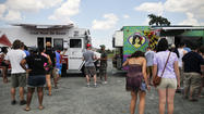 "A group representing Baltimore-area food trucks have signed a letter of support for the Food Truck Association of <span class=""runtimeTopic"">Metropolitan</span> Washington, which is fighting a set of new regulations it fears will hamper and even cripple its business."