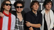 Album review: Phoenix, 'Bankrupt!'
