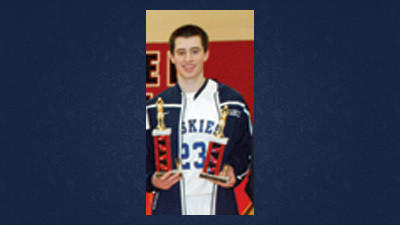 ATHLETE OF THE WEEK: BRANDON MARTINAZZI