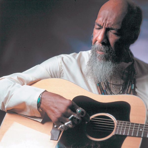 Folk music legend Richie Havens, who opened Woodstock, has died at 72.