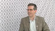 "Writer Jonathan Lethem took some time to join us in our secret video booth at the Los Angeles Times Festival of Books. He gave us a preview of his next novel, ""Dissident Gardens,"" which will be coming to bookstores in September."