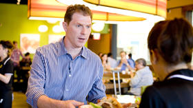 Bobby Flay comes to Wegmans in Columbia