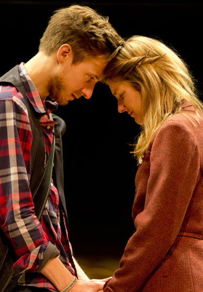 "Arthur Darvill and Joanna Christie will star in ""Once."""