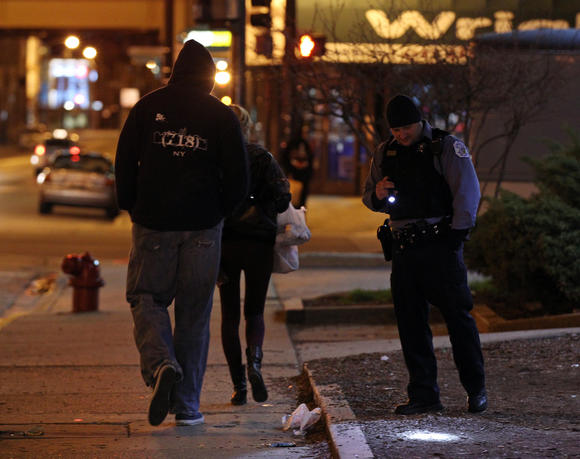 Wrigleyville shooting