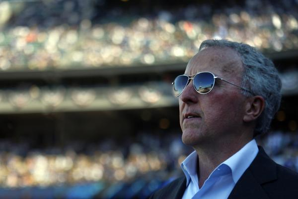 Frank McCourt sold the Dodgers for $2.15 billion last year.