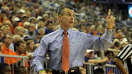 GAINESVILLE — The Florida Gators could be in the running for Rutgers guard <strong>Eli Carter</strong> if he decides to leave the school after coach <strong>Mike Rice</strong>'s firing.
