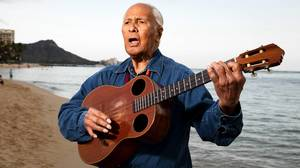 Eddie Kamae, ukulele extraordinaire and a Honolulu original