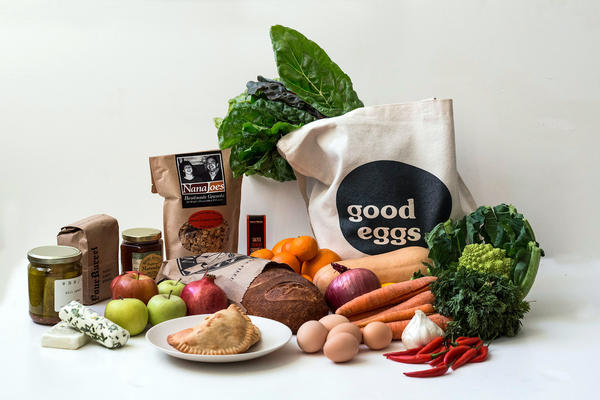 Good Eggs is set to launch in Los Angeles