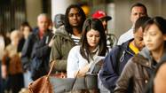Sequestration is starting to frustrate air travelers.