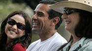 Nearly seven years ago, Los Angeles Mayor Antonio Villaraigosa launched a program to plant 1 million trees. Since then, the city has planted more than 400,000 trees — in fact, 407,000 and counting.
