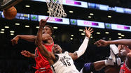 NEW YORK — Frustration mounted in Gerald Wallace's face as the Nets forward missed shot after shot during pregame warm-ups Monday.