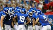 The Orlando Sentinel has ranked all 125 Football Bowl Subdivision teams in the country entering the 2013 season. Today at No. 125: Georgia State.