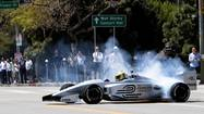 Los Angeles will be one of 10 cities globally to host an all-electric race series — dubbed Formula E — as soon as 2014, Mayor Antonio Villaraigosa announced.