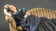 "The surprising virtue of Florida Grand Opera's 11th retelling of Verdi's ""La Traviata"" is that for all the performers singing high E's at the top of their lungs, for all their falling to their knees in sorrow or illness, and for all their oversize passions, it's believable."