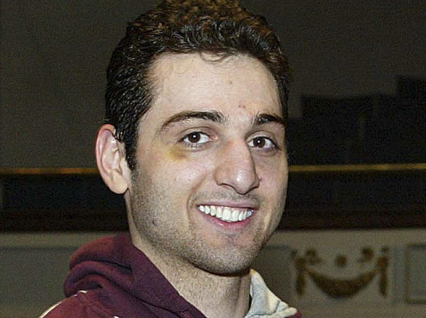 Tamerlan Tsarnaev in a Feb. 17, 2010, photo.