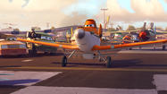 "Disney Interactive is bringing ""Disney's Planes,"" a flying adventure game inspired by the upcoming animated comedy adventure of the same name, to Nintendo Wii, Wii U, Nintendo 3DS and Nintendo DS on Aug. 6, just a few days prior to the film's Aug. 9 theatrical release."