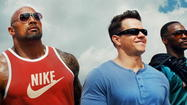 Anthony Mackie (right) in 'Pain and Gain'