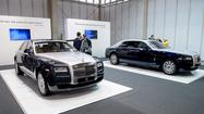 For $250,000 for a Rolls-Royce Ghost, buyers are probably expecting perfection.