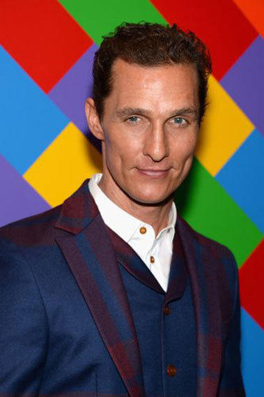 Matthew McConaughey's new clothing line will help benefit school programs.