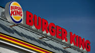 Burger King launches delivery in Chicago area