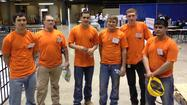 Students from District 214 took the qualifying exam this past February to participate in this year's SkillsUSA competition, held in Springfield, April 11-13. This marks the first year that the district's Practical Architectural Construction (PAC) students qualified to compete at the state competition.