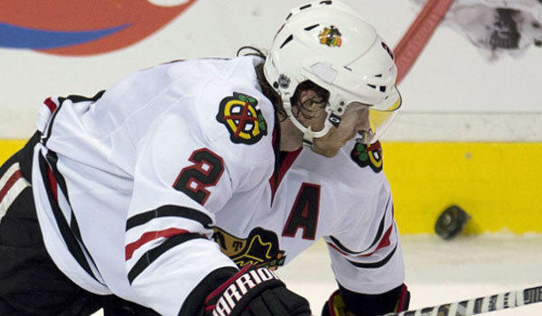 Chicago defenseman Duncan Keith made comments to a female reporter that some are calling sexist.